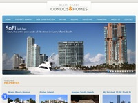 Miami Beach Condos and Homes